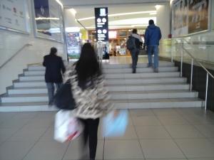 Centro comercial accesible