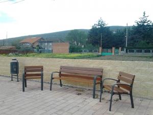 mobiliario parques accesibles