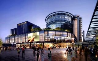 accesibilidad en centros comerciales