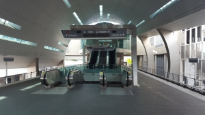 Metro Miami accesible