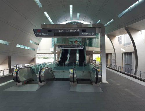 El metro de Miami, la accesibilidad en el transporte público