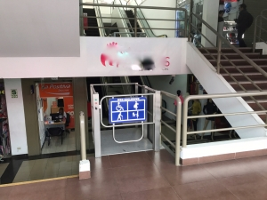 plataforma espacio comercial