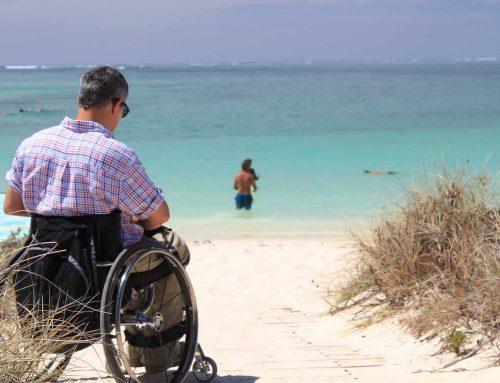 Accesibilidad en playas