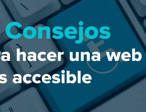 10 consejos clave para hacer tu web más accesible – Post de DISISWORK