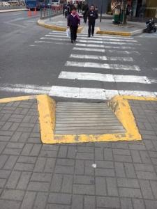 accesibilidad en calles