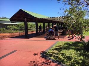 accesibilidad en las cataratas de iguazú