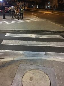 accesibilidad de la calle libertadores
