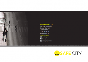 brochure safecity
