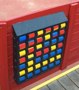 juegos parques accesibles