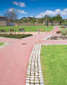 camino parque accesible