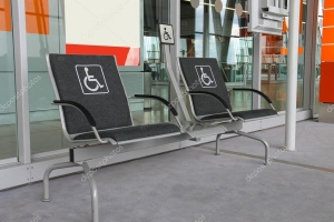 silla reservada pcd aeropuerto