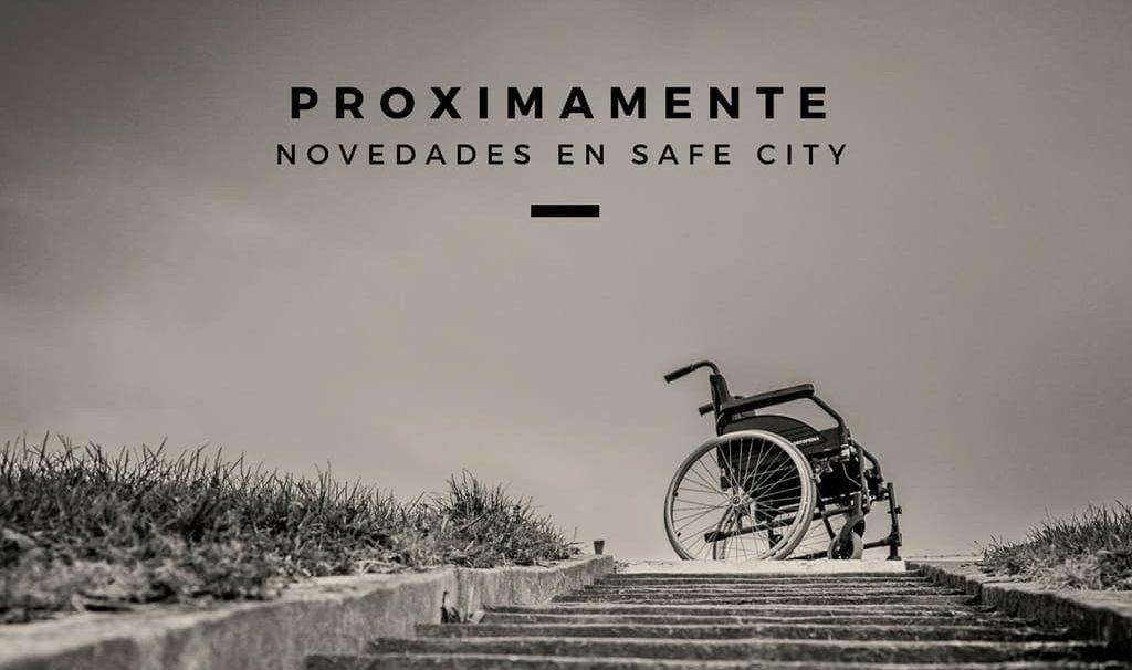 Proximamente novedades en safe city