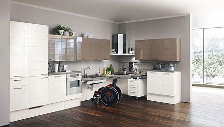 muebles de cocina accesible