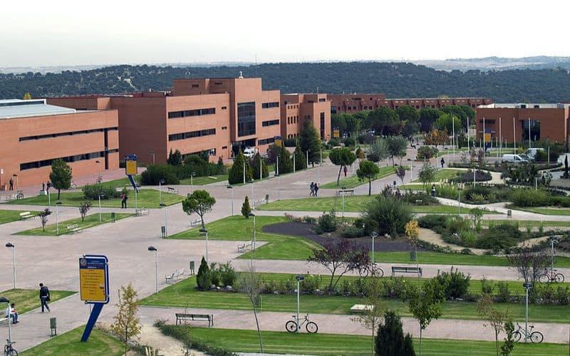 Campus de Universidad