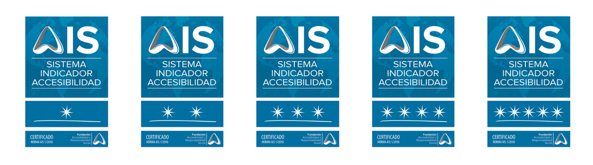 Sistema AIS 5 estrellas